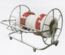 lane line storage carts